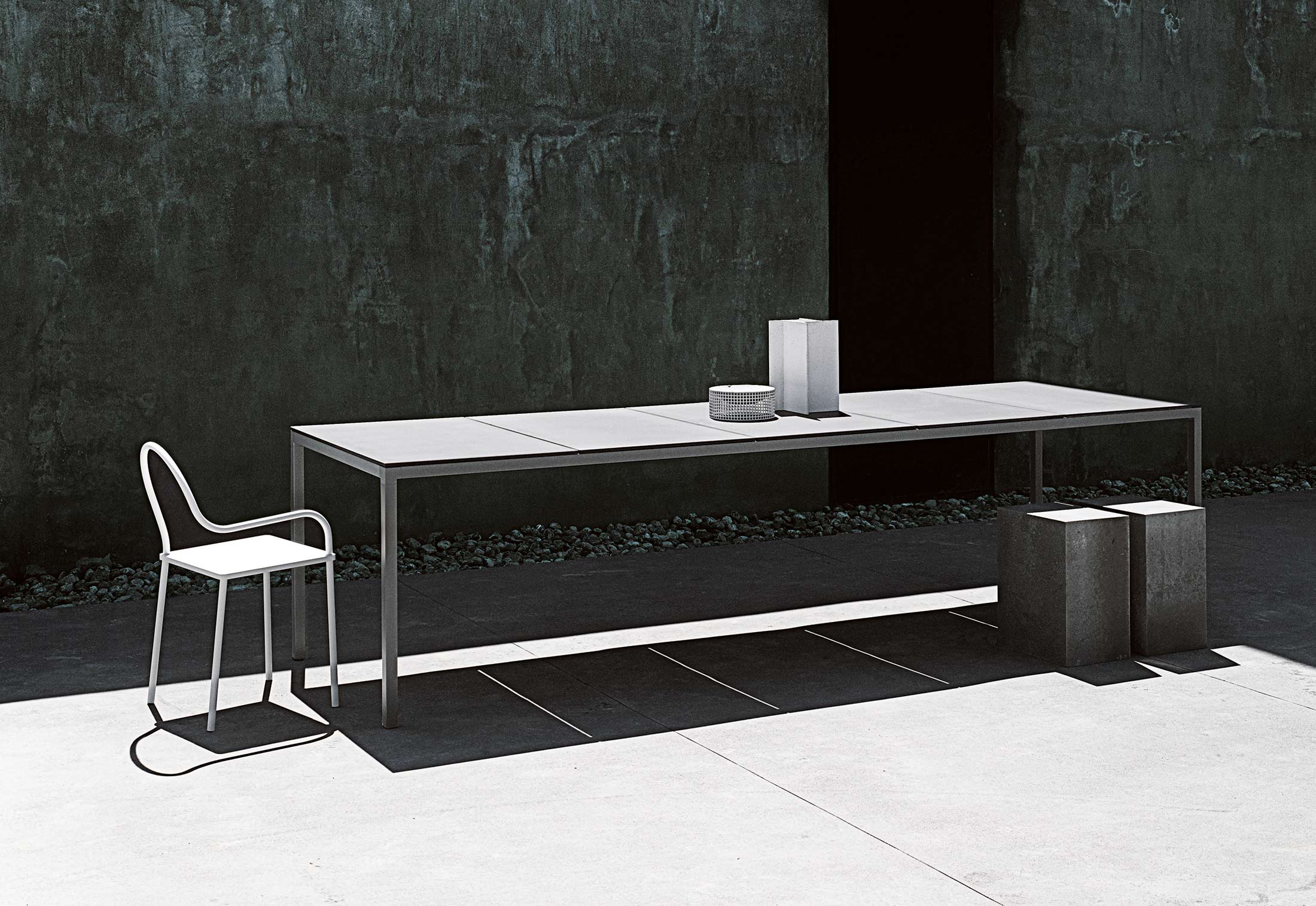 helsinki gartenm bel von desalto walter bissig m bel. Black Bedroom Furniture Sets. Home Design Ideas